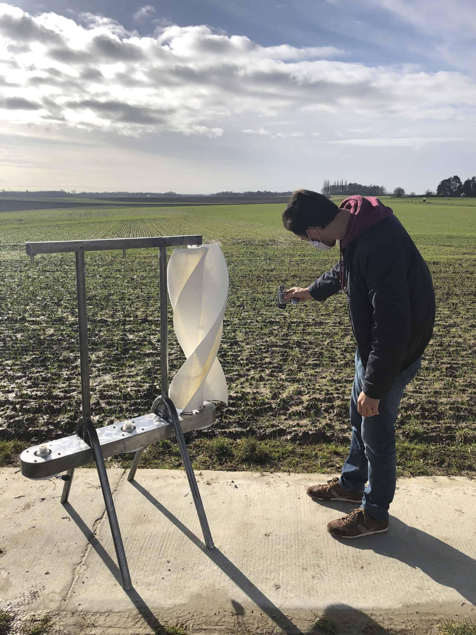 Optimisation des éoliennes